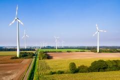 Windkraftanlagen in der Umgebung von Lingen